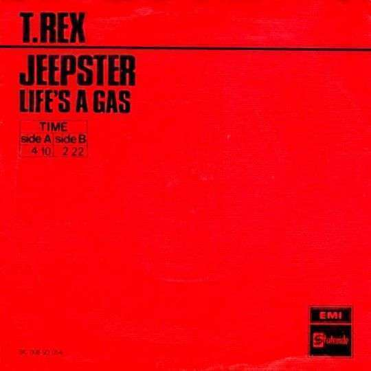 Coverafbeelding Jeepster - T.rex