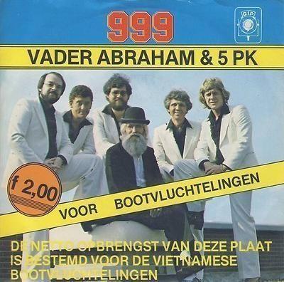 Coverafbeelding 999 - Vader Abraham & 5 Pk