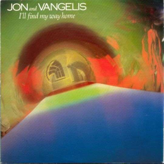 Coverafbeelding Jon and Vangelis - I'll Find My Way Home