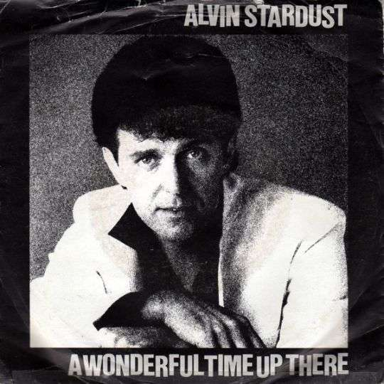 Coverafbeelding A Wonderful Time Up There - Alvin Stardust