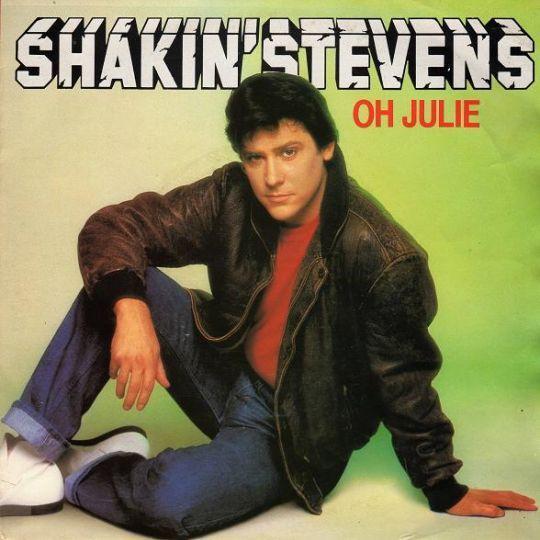 Coverafbeelding Oh Julie - Shakin' Stevens