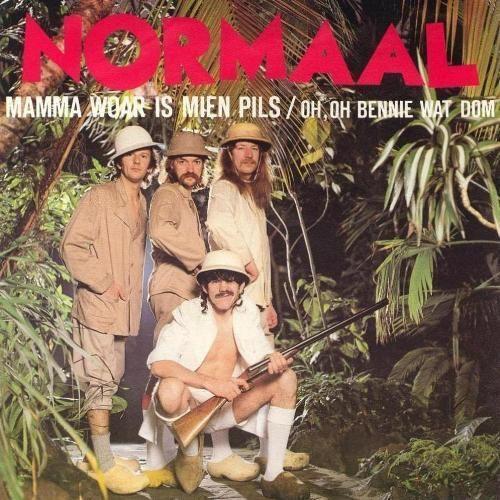 Coverafbeelding Mamma Woar Is Mien Pils - Normaal