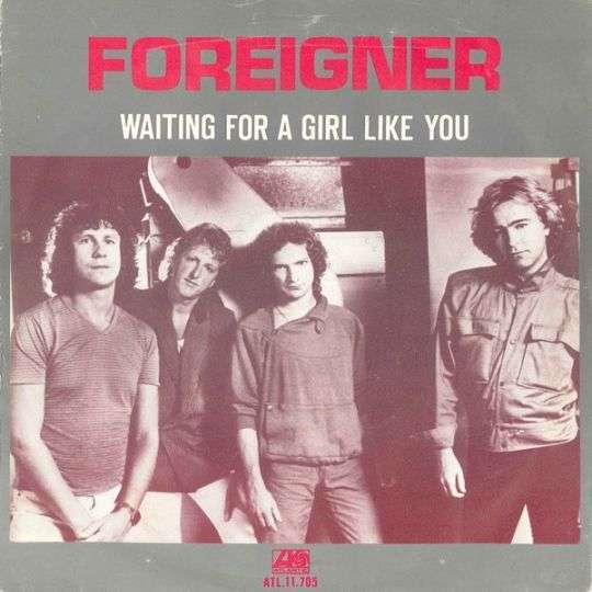 Coverafbeelding Waiting For A Girl Like You - Foreigner