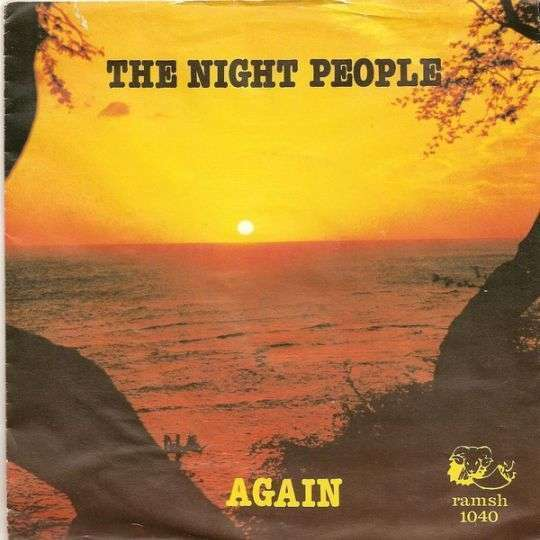 Coverafbeelding The Night People - Again