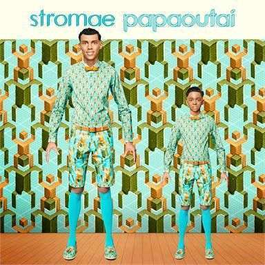 Coverafbeelding Papaoutai - Stromae