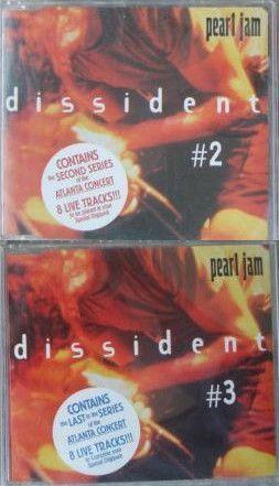 Coverafbeelding Dissident #2// Dissident #3 - Pearl Jam