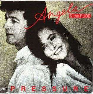 Coverafbeelding Pressure - Angela & The Rude