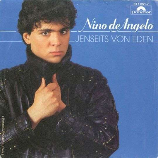 Coverafbeelding Nino De Angelo - Jenseits Von Eden