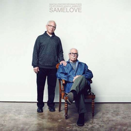 Coverafbeelding Same Love - Macklemore X Ryan Lewis Featuring Mary Lambert