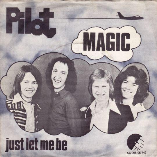 Coverafbeelding Pilot - Magic