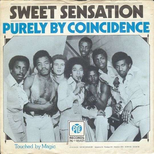 Coverafbeelding Purely By Coincidence - Sweet Sensation