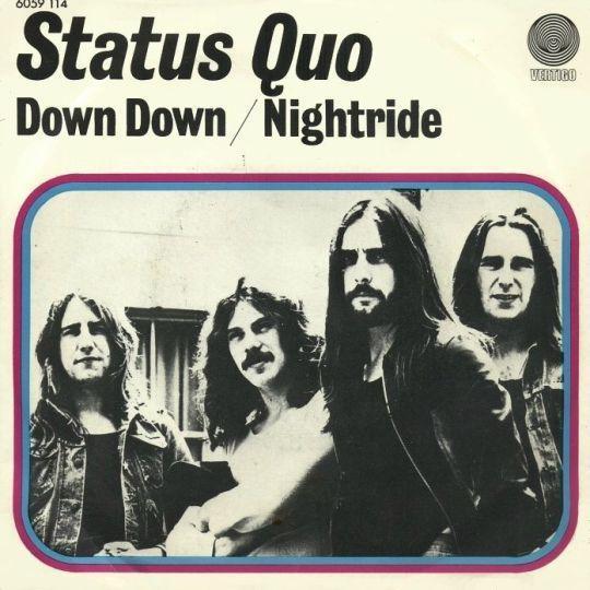Coverafbeelding Down Down - Status Quo