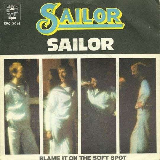 Coverafbeelding Sailor - Sailor