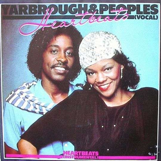 Coverafbeelding Yarbrough & Peoples - Heartbeats