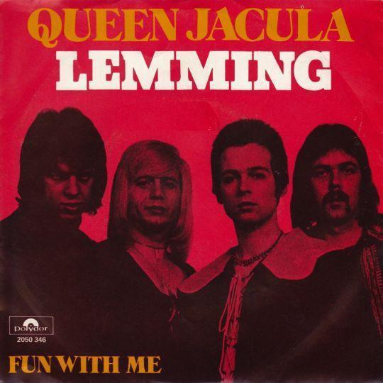 Coverafbeelding Queen Jacula - Lemming