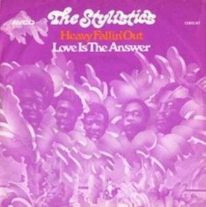 Coverafbeelding Heavy Fallin' Out - The Stylistics