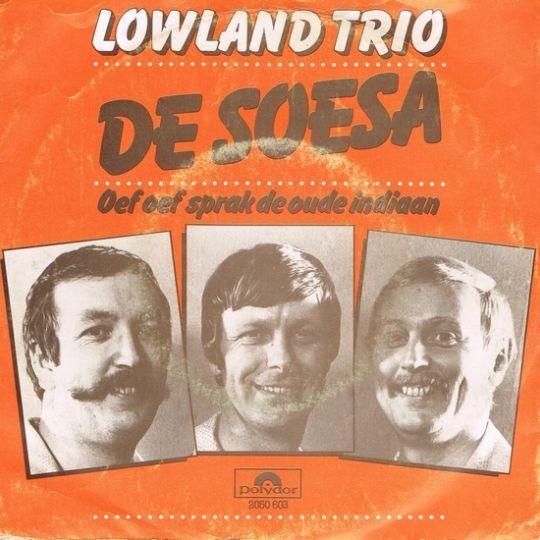 Coverafbeelding De Soesa - Lowland Trio