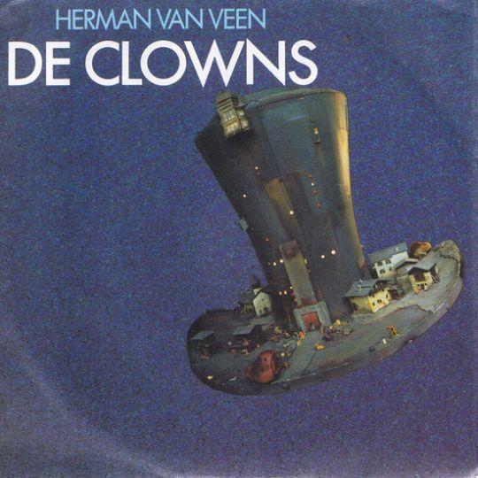 Coverafbeelding De Clowns - Herman Van Veen