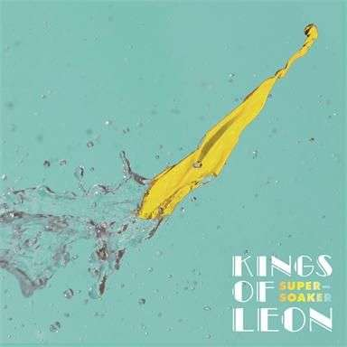 Coverafbeelding Supersoaker - Kings Of Leon