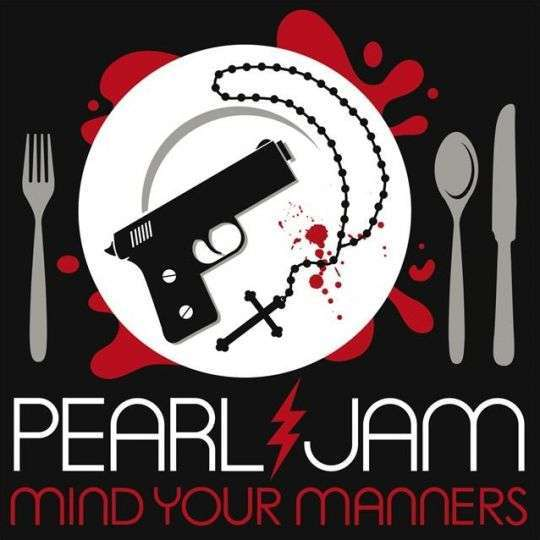 Coverafbeelding pearl jam - mind your manners
