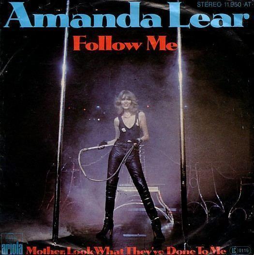 Coverafbeelding Amanda Lear - Follow Me