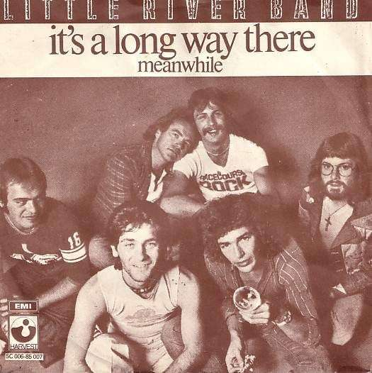 Coverafbeelding Little River Band - It's A Long Way There