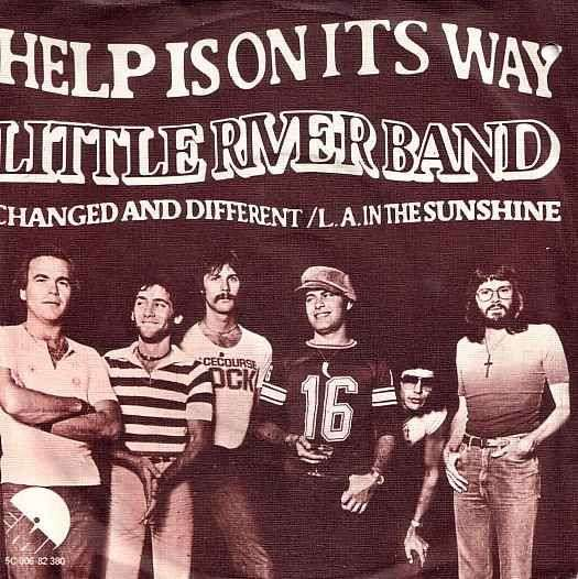 Coverafbeelding Help Is On Its Way - Little River Band