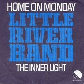 Coverafbeelding Little River Band - Home On Monday