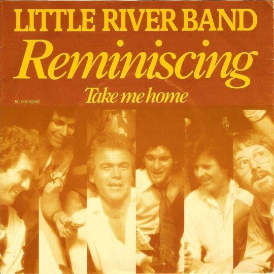 Coverafbeelding Reminiscing - Little River Band