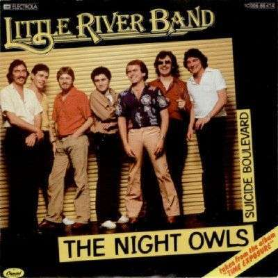 Coverafbeelding The Night Owls - Little River Band
