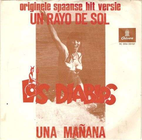 Coverafbeelding Los Diablos - Un Rayo De Sol