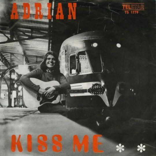 Coverafbeelding Adrian - Kiss Me