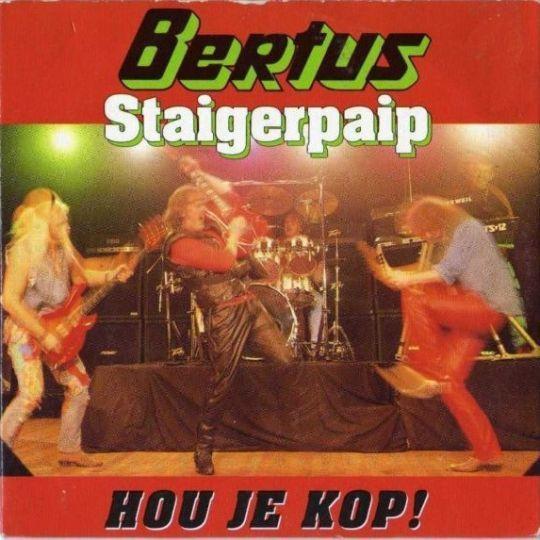 Coverafbeelding Hou Je Kop! - Bertus Staigerpaip