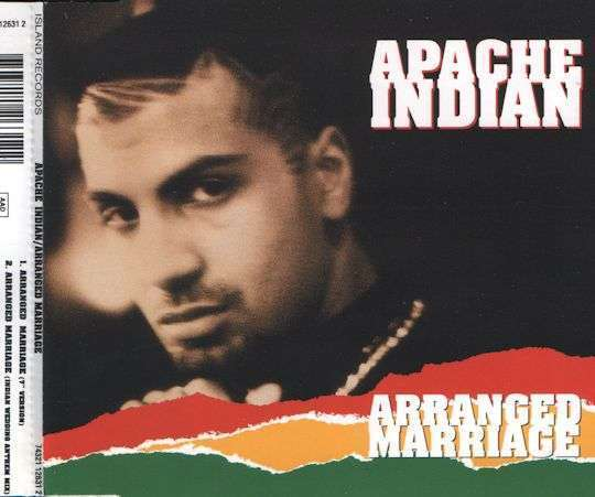 Coverafbeelding Arranged Marriage - Apache Indian