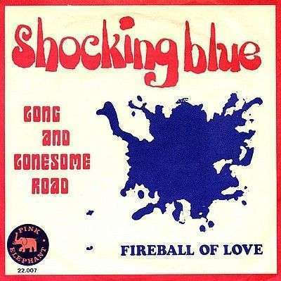 Coverafbeelding Shocking Blue - Long And Lonesome Road