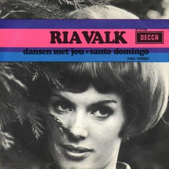 Coverafbeelding Dansen Met Jou - Ria Valk