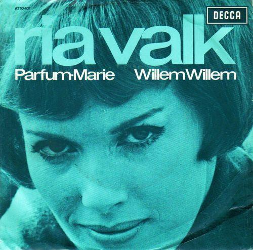 Coverafbeelding Parfum-marie - Ria Valk