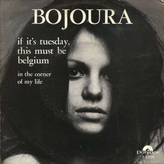 Coverafbeelding If It's Tuesday, This Must Be Belgium - Bojoura