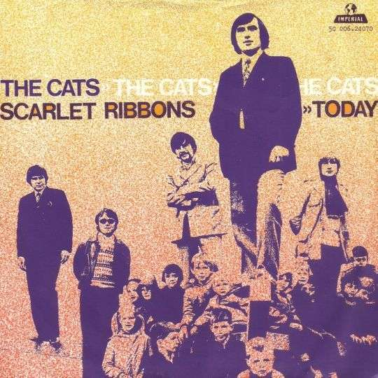 Coverafbeelding Scarlet Ribbons - The Cats
