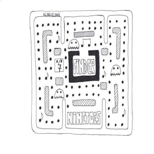Coverafbeelding ninetoes - finder