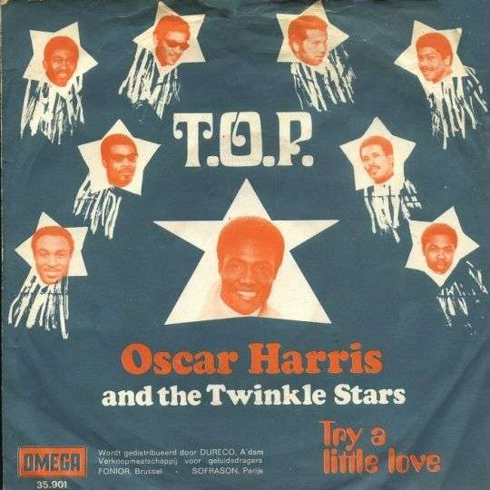 Coverafbeelding T.o.p. - Oscar Harris And The Twinkle Stars