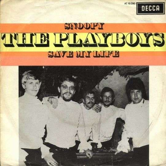 Coverafbeelding The Playboys - Snoopy