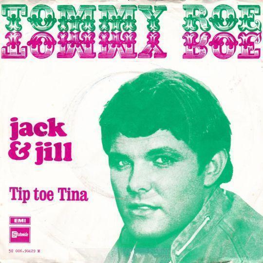 Coverafbeelding Jack & Jill - Tommy Roe