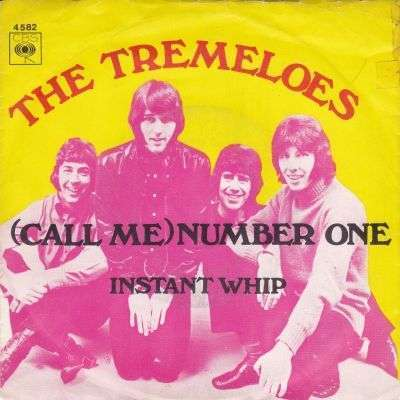 Coverafbeelding (Call Me) Number One - The Tremeloes