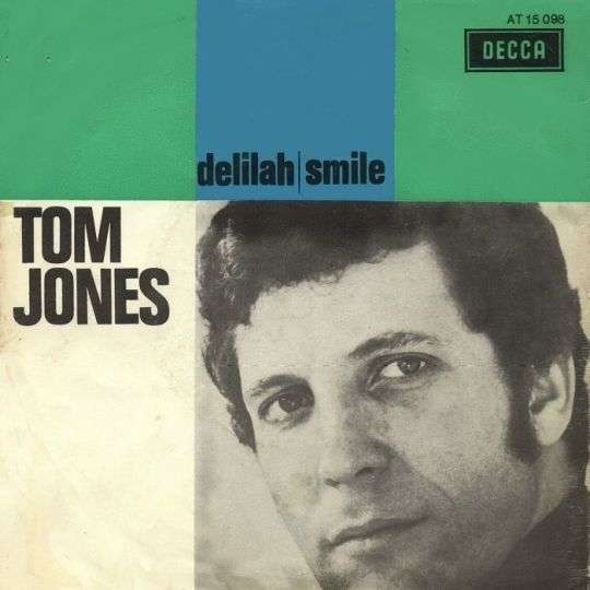 Coverafbeelding Delilah - Tom Jones / Gert Timmerman Presenteert: Fred Jasper