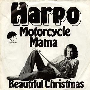 Coverafbeelding Motorcycle Mama - Harpo