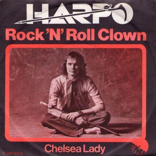 Coverafbeelding Rock 'n' Roll Clown - Harpo