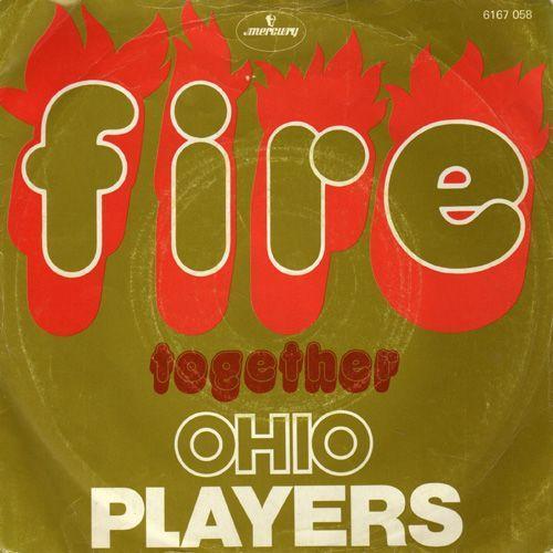 Coverafbeelding Ohio Players - Fire