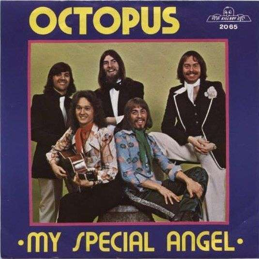 Coverafbeelding My Special Angel - Octopus