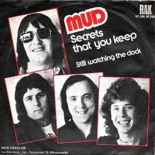 Coverafbeelding Secrets That You Keep - Mud